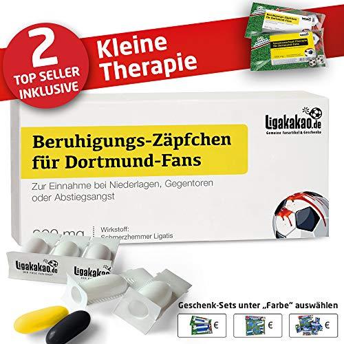 Alles für Dortmund-Fans by Ligakakao.de männer Geschenk Set ist jetzt die KLEINE Therapie