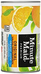 Minute Maid, Orange Juice with Calcium, 12 oz (Frozen)