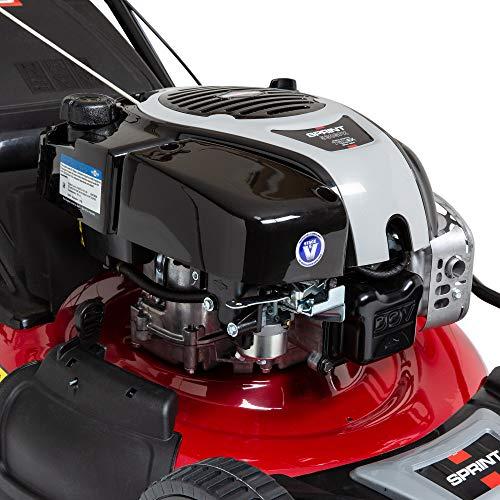 Sprint 530SPX Performance
