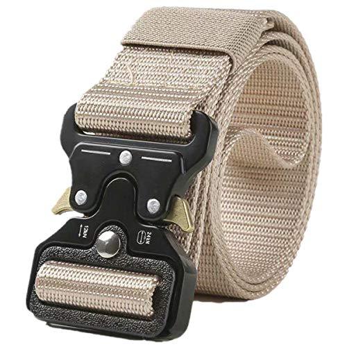 Tactical Belt Men Military Equipment Hunting Belt Men...