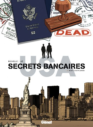 Secrets Bancaires USA - Tome 05 : Mort à Bethlehem