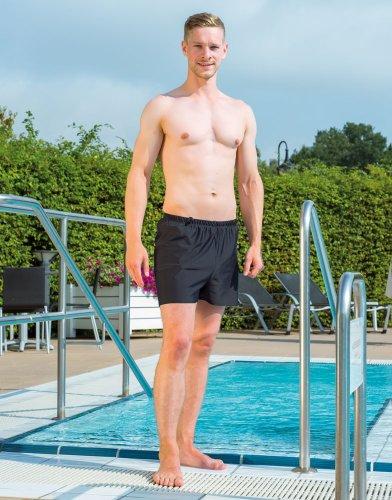 Suprima Inkontinenz Schwimmshorts (Badehose) für Herren 6