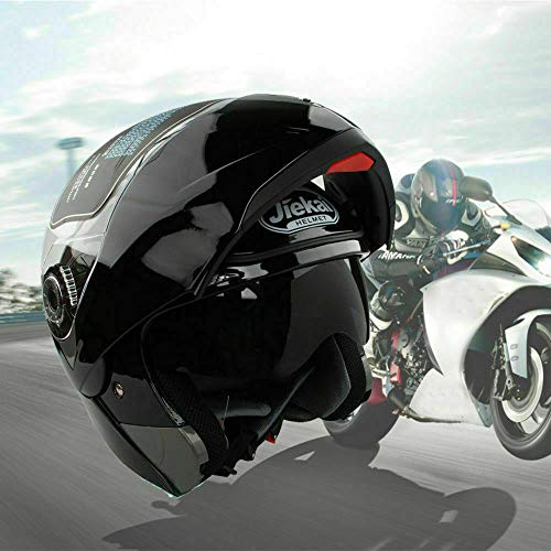 Casco modular para motocicleta o ciclomotor, casco integral