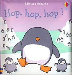 Livre bain bébé :  Les pingouins