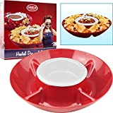 American Originals Electric Heated Dip and Chip Tray