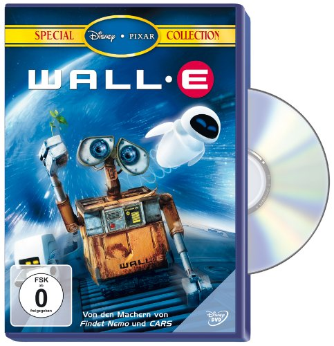 WALL·E - Der Letzte räumt die Erde auf (Special Collection)