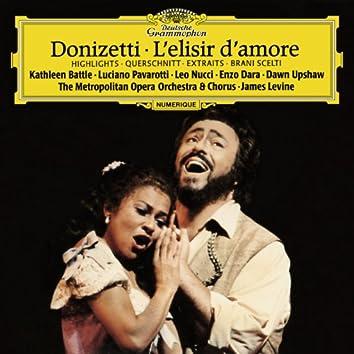 Donizetti:L'elisir d'amore - Highlights
