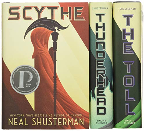 The Arc of a Scythe Trilogy: Scythe / Thunderhead / the Toll