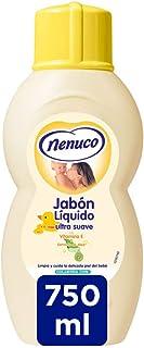 Nenuco Jabon Líquido Ultra Suave de bebé con extracto de