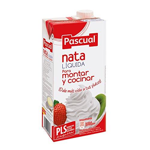 Pascual Nata Líquida para Montar y Cocinar - 1 l