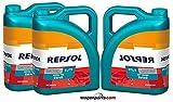 Repsol Aceite Motor Elite TDI 50501 5W-40 15 litros (3x5 LTS)
