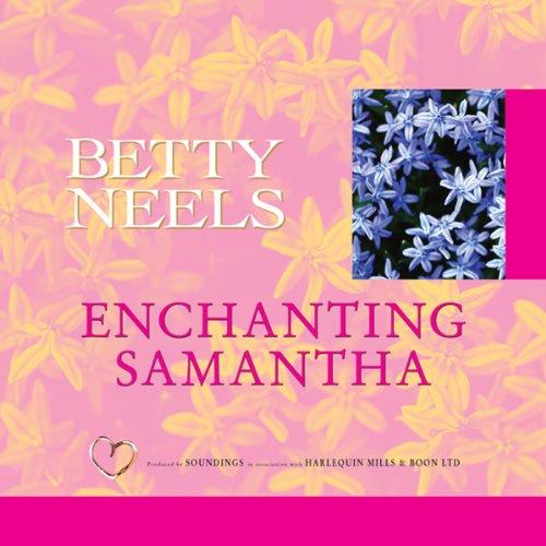 Enchanting Samantha audiobook cover art