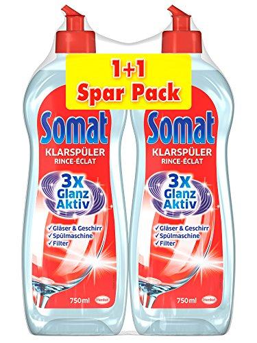 Somat Klarspüler Sparpack, 2 Stück