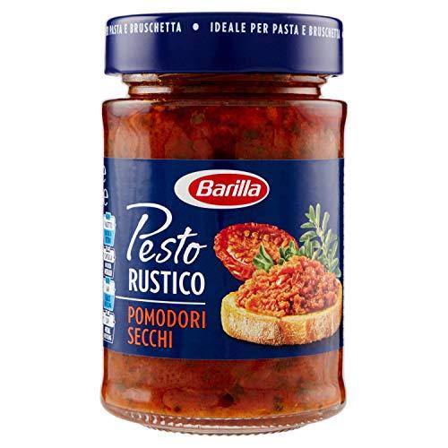 Barilla Pesto Rustico di Pomodori Secchi, 200g