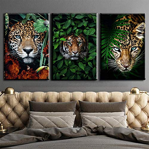 cuadro tigre de la marca YOKOU