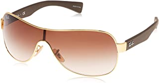 unisex-adult Rb3471 Shield Sunglasses Shield Sunglasses