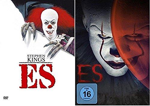 Stephen Kings Es [DVD Set] Original + Neuverfilmung
