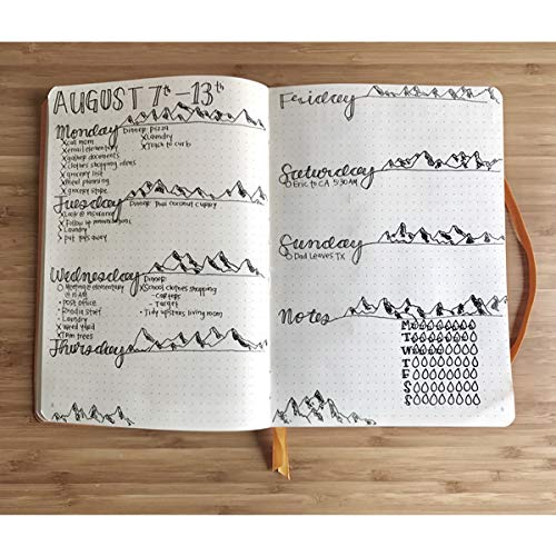 Rhodia Goalbook Journal, A5, Dotted - Silver Photo #9
