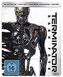 Terminator – Dark Fate (4K UHD Steelbook + 2D Blu-ray) [Blu-ray] [Limited Edition] -