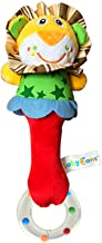 Ogquaton Qualité Premium Bébé Animaux Hochet Shaker Infant Doux En Peluche Handbells Jouets Bébé Poignée Apaisant Lion Style Hochet Poupée