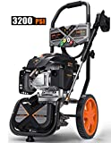 Best Pressure Washers - TACKLIFE 3200PSI Gas Pressure Washer, 2.4GPM 6.5HP Power Review