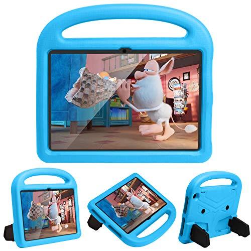 PULEN Kids Friendly Cover para todos los nuevos Fire HD 8/Fire HD 8 Plus/Fire HD 8 Kids 2020, funda anticaída a prueba de golpes, peso...