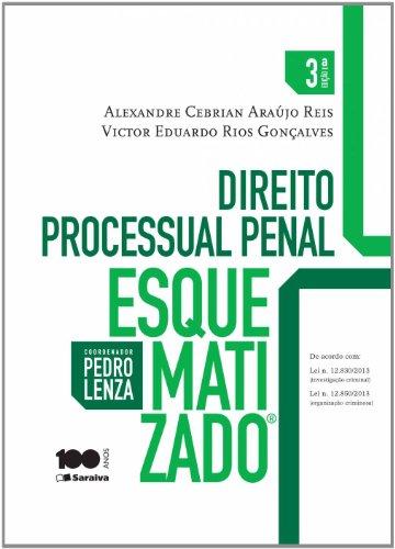 Direito Processual Penal Esquematizado