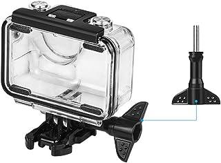 Hensych onderwaterbehuizing behuizing onderdompelbeveiliging behuizing schaal 40 meter voor DJI OSMO Action Camera, met houder accessoires