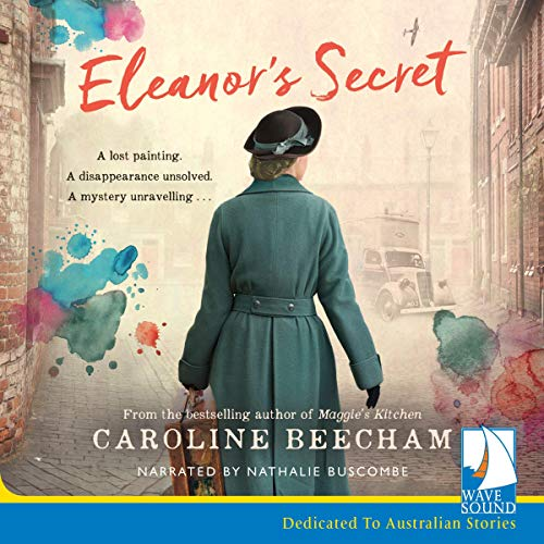 Eleanor's Secret audiobook cover art