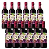 サントリー 酸化防止剤無添加のおいしいワイン。 赤 辛口 720mlx12