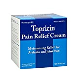 SAFE AND EFFECTIVE NON-PRESCRIPTION PAIN TREATMENT - Topricin is the safest alternative for people who can't tolerate prescription and non-prescription oral pain medication. FAST RELIEF FOR HEADACHES, NERVE PAIN, JOINT & MUSCLE PAIN - supports the bo...