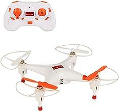 RASTAR - Dron de 4 Canales, Luces y 4 hélices (Colorbaby 41831)