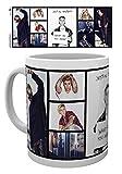 1art1 Justin Bieber, Purpose, What Do You Mean? Tasse À Café Mug (9x8 cm) + 1x Sticker Surprise