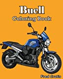 Buell : Coloring Book: motorcycle coloring book