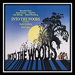 Bernadette Peters - Into the Woods Original Cast Recording Exclusive Vinyl LP