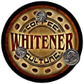 ZuWEE Whitener Coffee Neoprene Rubber Personalized Drink Coaster Set