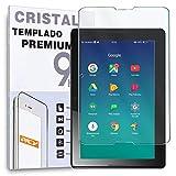 REY Protector de Pantalla para Lenovo Tab 2 A10-70 10.1', Cristal Vidrio Templado Premium Táblet