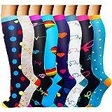 ACTINPUT Compression Socks Women & Men 20-30 mmHg...