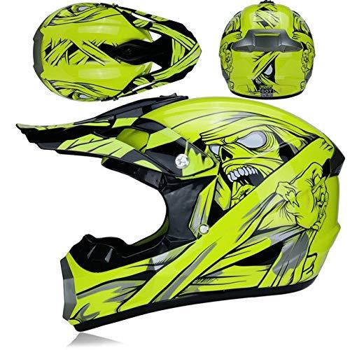 Mdder Motorcycle helmet off-road off-road helmet mountain bike DH racing off-road motorcycle helmet off-road Capacete motorcycle - 3b X XL