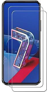 واقي شاشة FanTing لـ Asus Zenfone 7 Pro ZS671KS، صلابة عالية، لا فقاعات ، مقاوم للغبار، سهل التركيب، من أجل Asus Zenfone 7...