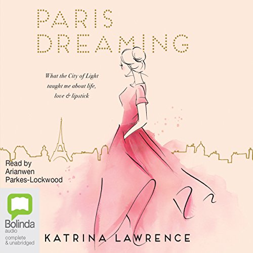 Paris Dreaming audiobook cover art