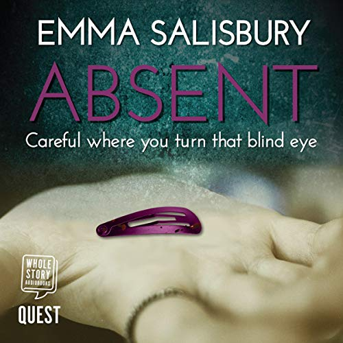 Absent     DS Coupland, Book 4              By:                                                                                                                                 Emma Salisbury                               Narrated by:                                                                                                                                 Alister Austin                      Length: 8 hrs and 22 mins     Not rated yet     Overall 0.0