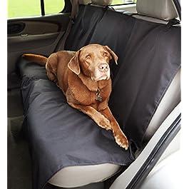 AmazonBasics Waterproof Car Seat Cover