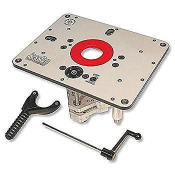 JessEm Rout-R-Lift II Router Lift for 3-1/2  Diameter Motors JessEm 02310