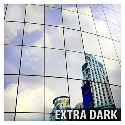 BDF S05 Window Film Daytime Privacy One Way Mirror Silver 5 (24in X 16ft)
