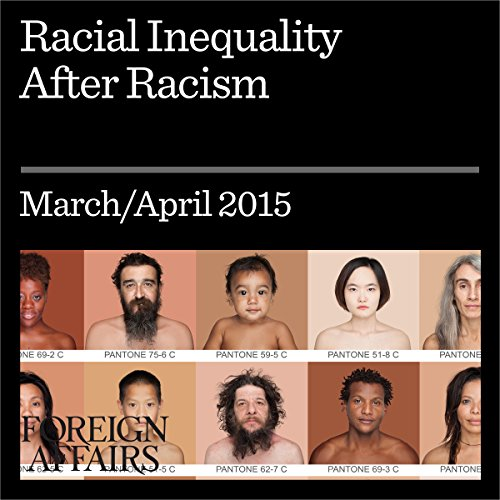 Racial Inequality After Racism audiobook cover art