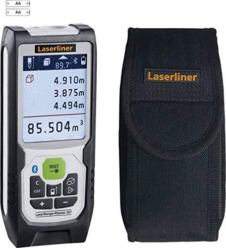 Laserliner 080.837A Laser-Entfernungsmesser Bluetooth, Dokumentations-App Messbereich (max.) 70 m