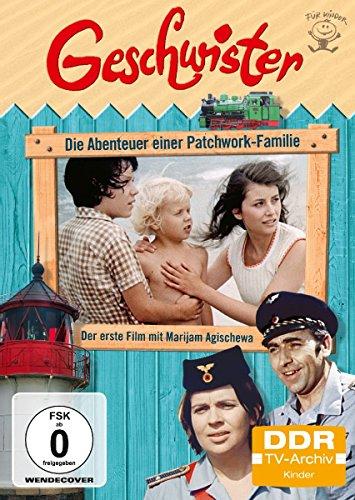 Geschwister - Die Abenteuer einer Patchwork-Familie - DDR TV-Archiv