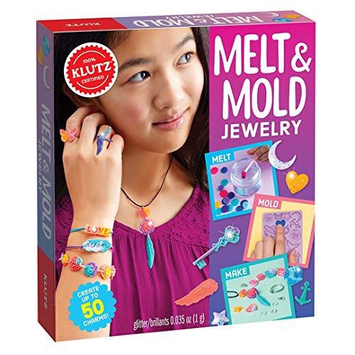 Klutz Melt & Mold Jewelry...