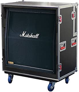 Gator Cases G-TOUR Series ATA Style Road Case fit for 4x12 Electric Guitar Amplifier Cabinents; (G-TOUR CAB412)